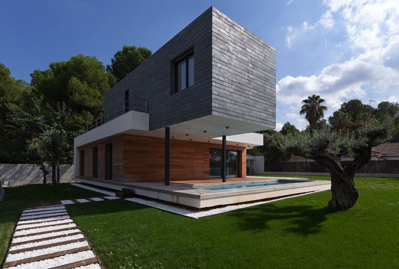 Mariam house antonio altarriba archdaily for Casas contemporaneas modernas