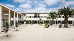 Liceu Jorge Alessandri / Crisosto Arquitectos Consultores
