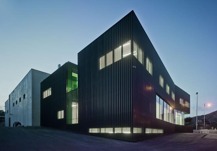 Oficinas Paule / Estudio ARN, © David Frutos