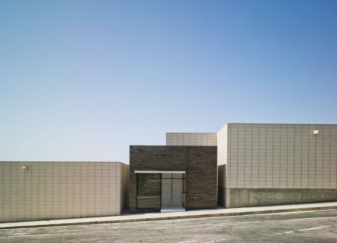 Family Vault in Elche / Estudio ARN, © David Frutos