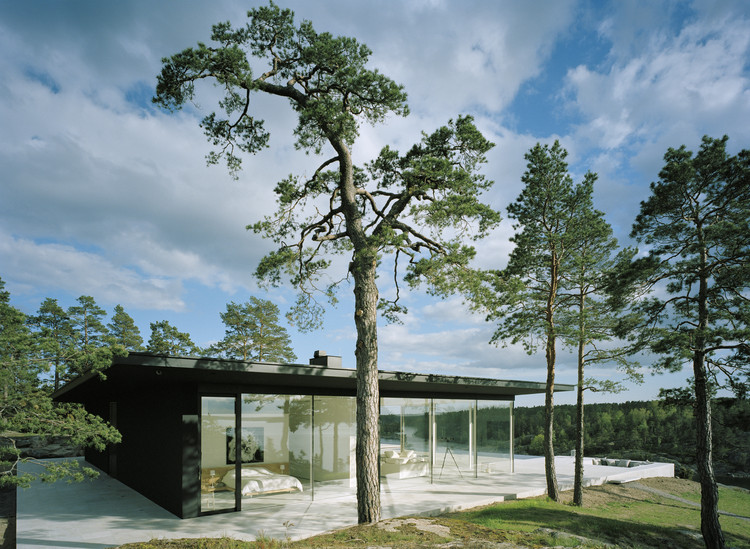 Villa Överby / John Robert Nilsson Arkitektkontor, © Åke Eson Lindman