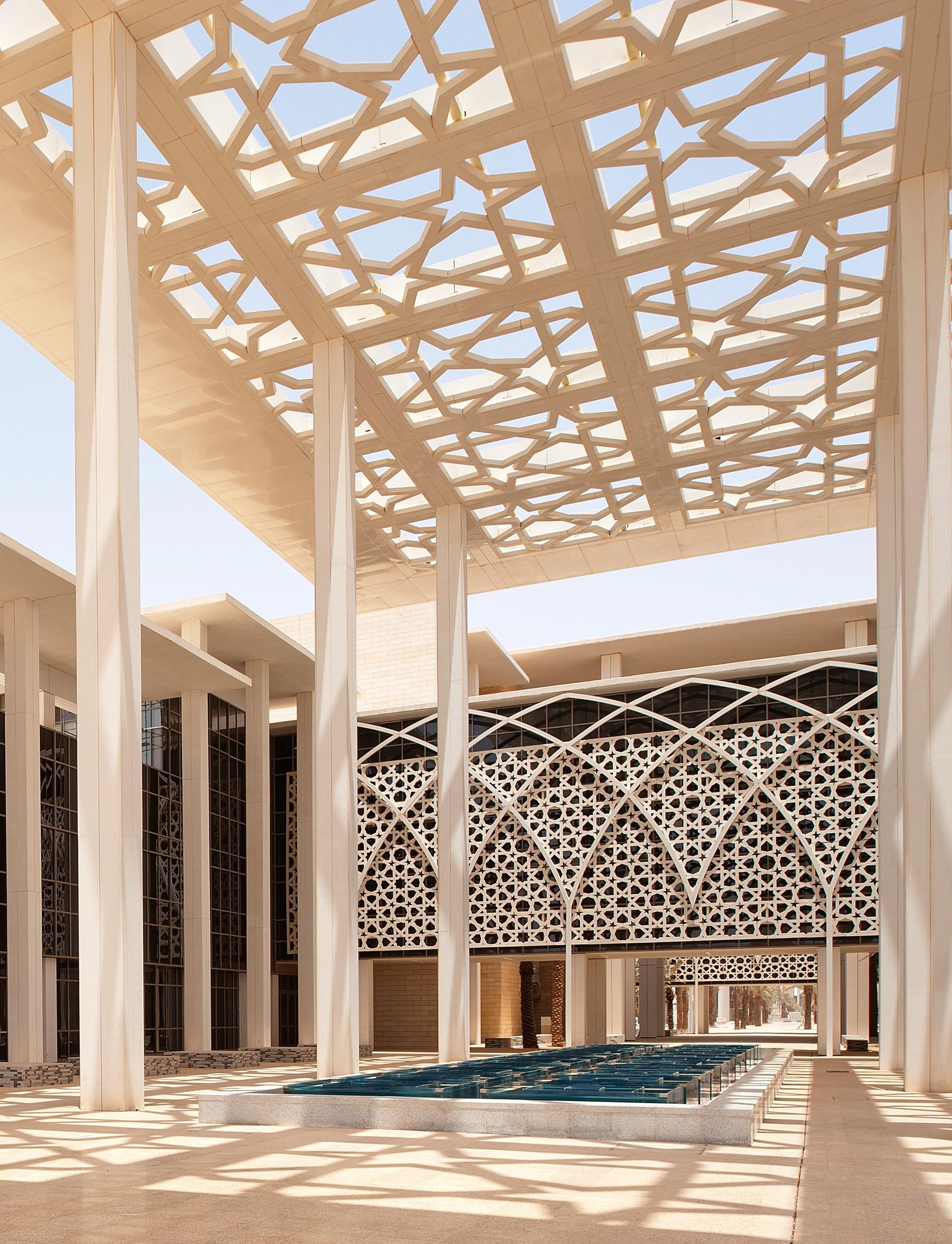 Gallery of princess nora bint abdulrahman university - Interior design schools in alabama ...