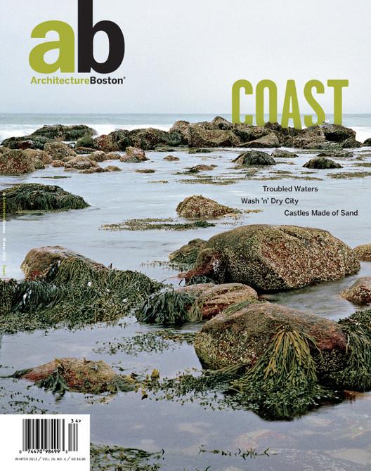 ArchitectureBoston's Latest Issue Tackles Coastal Vulnerability, Courtesy of ArchitectureBoston, Boston Society of Architects