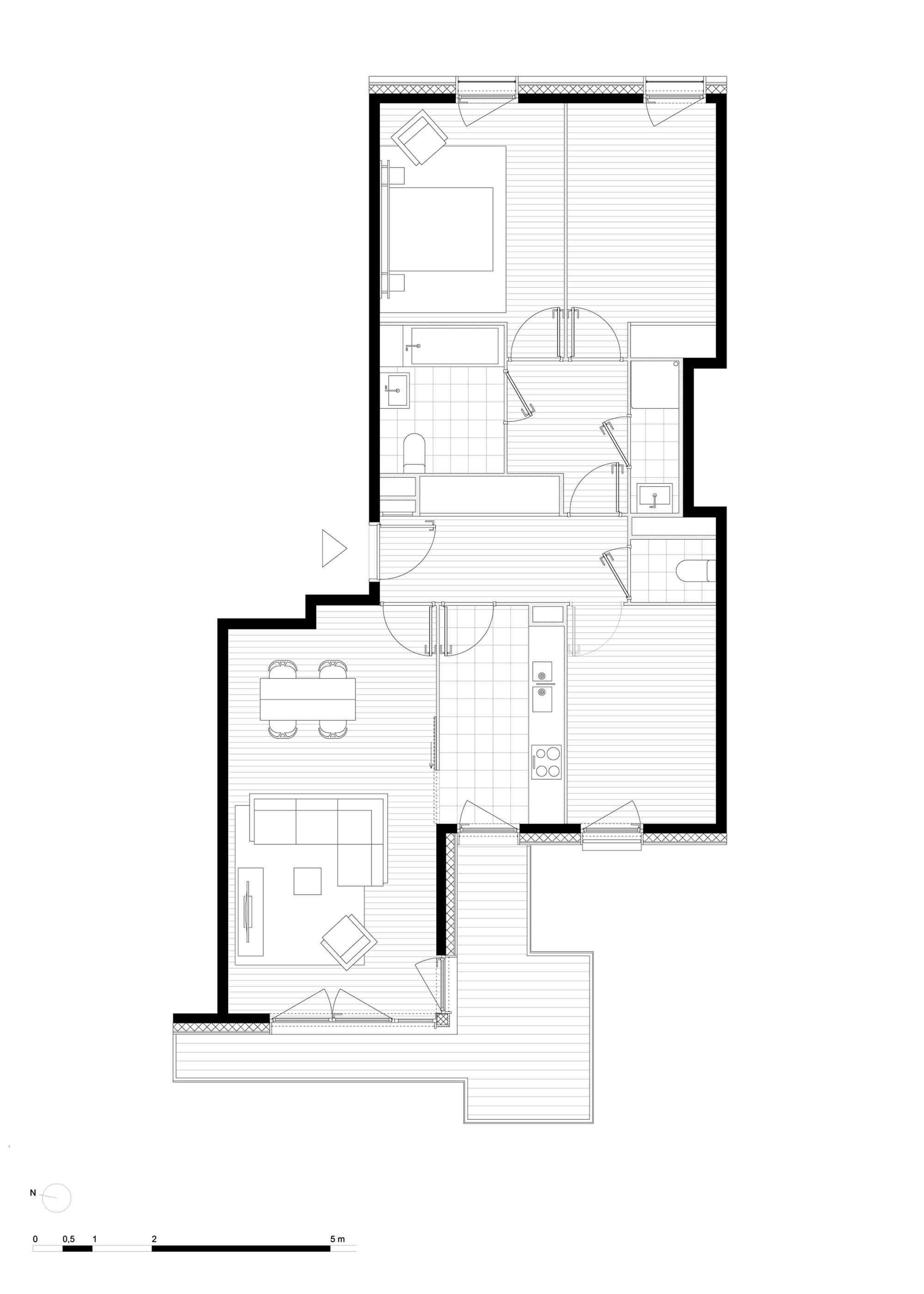 Gallery of Valenton Housing / Gelin-Lafon - 25