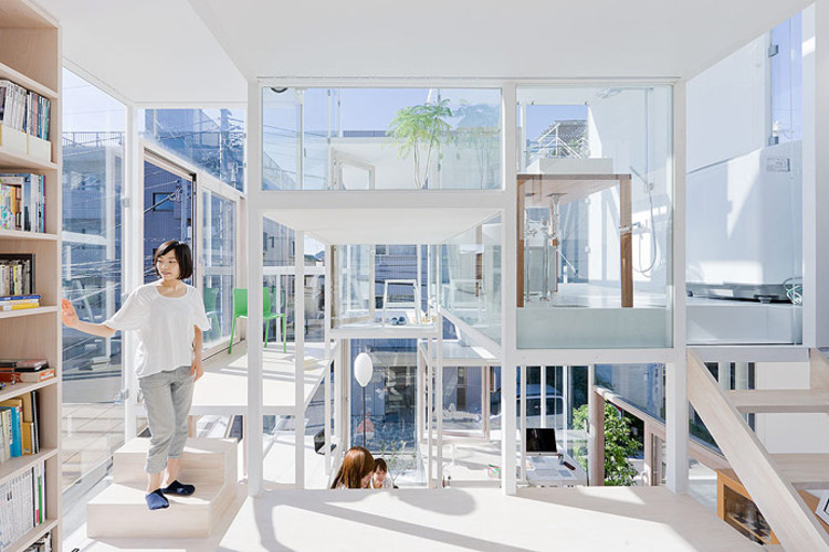 Why Japan is Crazy About Housing, House NA / Sou Fujimoto Architects. Image ©  Iwan Baan