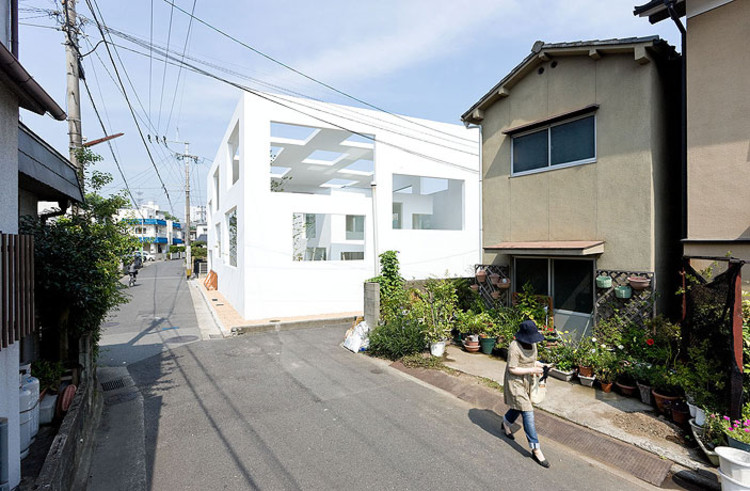 Why Japan Is Crazy About Housing ArchDaily - Japanese contemporary homes