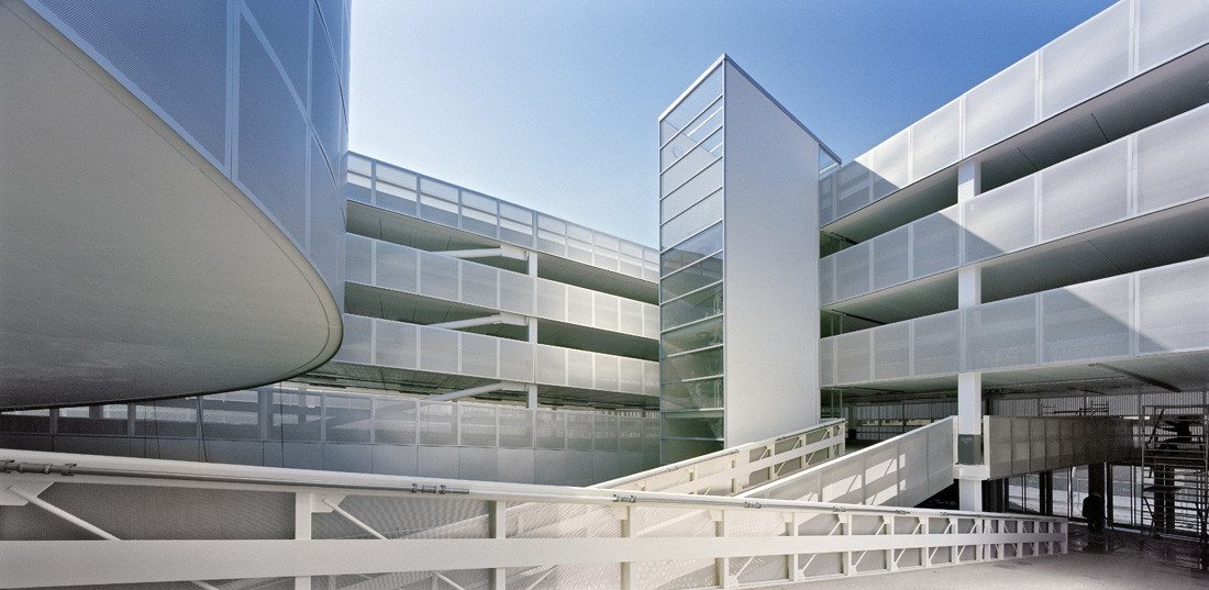 Designing Parking Garages For A Car Less Future The Trend Is Part Of