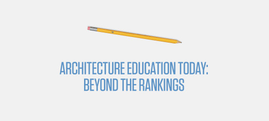 INFOGRAPHIC: Architecture Education Today