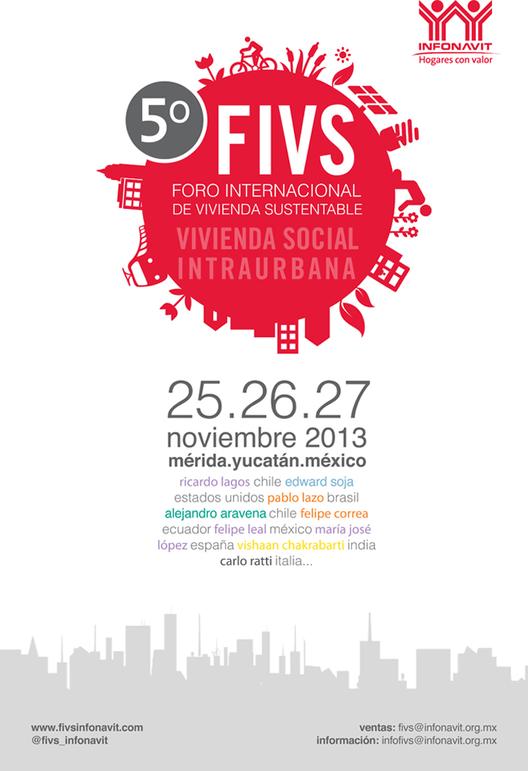 5° Foro Internacional de Vivienda Sustentable / INFONAVIT