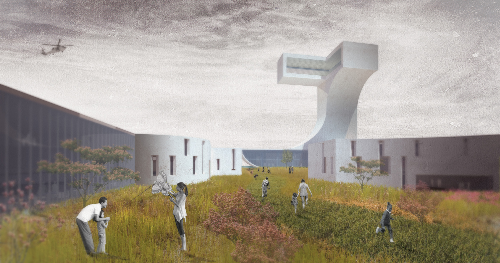 San Francisco Fire Department Headquarters Proposal  / The Open Workshop, Courtesy of The Open Workshop