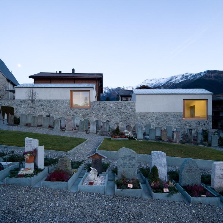 Ampliación de la Iglesia de St. James / Michael Meier Marius Hug Architekten, © Roman Keller