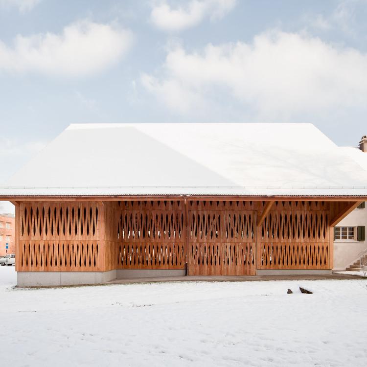 Casa con Granero / Michael Meier Marius Hug Architekten, © Roman Keller