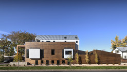 33rd Street House / Meridian 105 Architecture