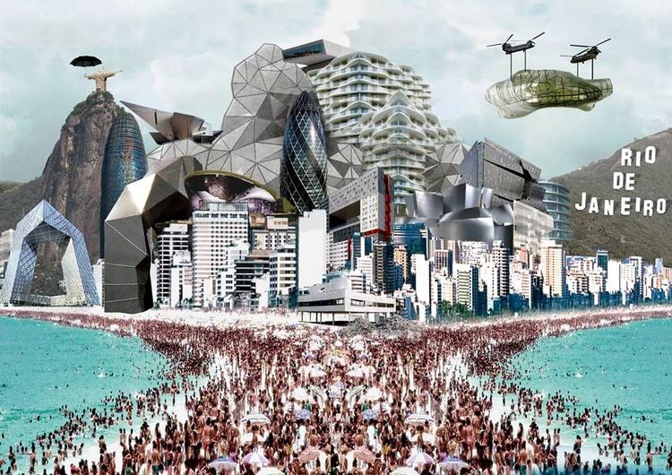 Abertura da Exposição CITYVISION, no Studio-X Rio, Cortesia de CityVision
