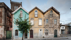 Three Cusps Chalet / Tiago do Vale Arquitectos