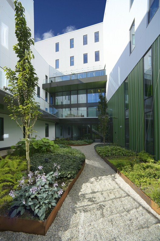 Hospital Psiquiátrico Kronstad / Origo Arkitektgruppe, © Pål Hoff