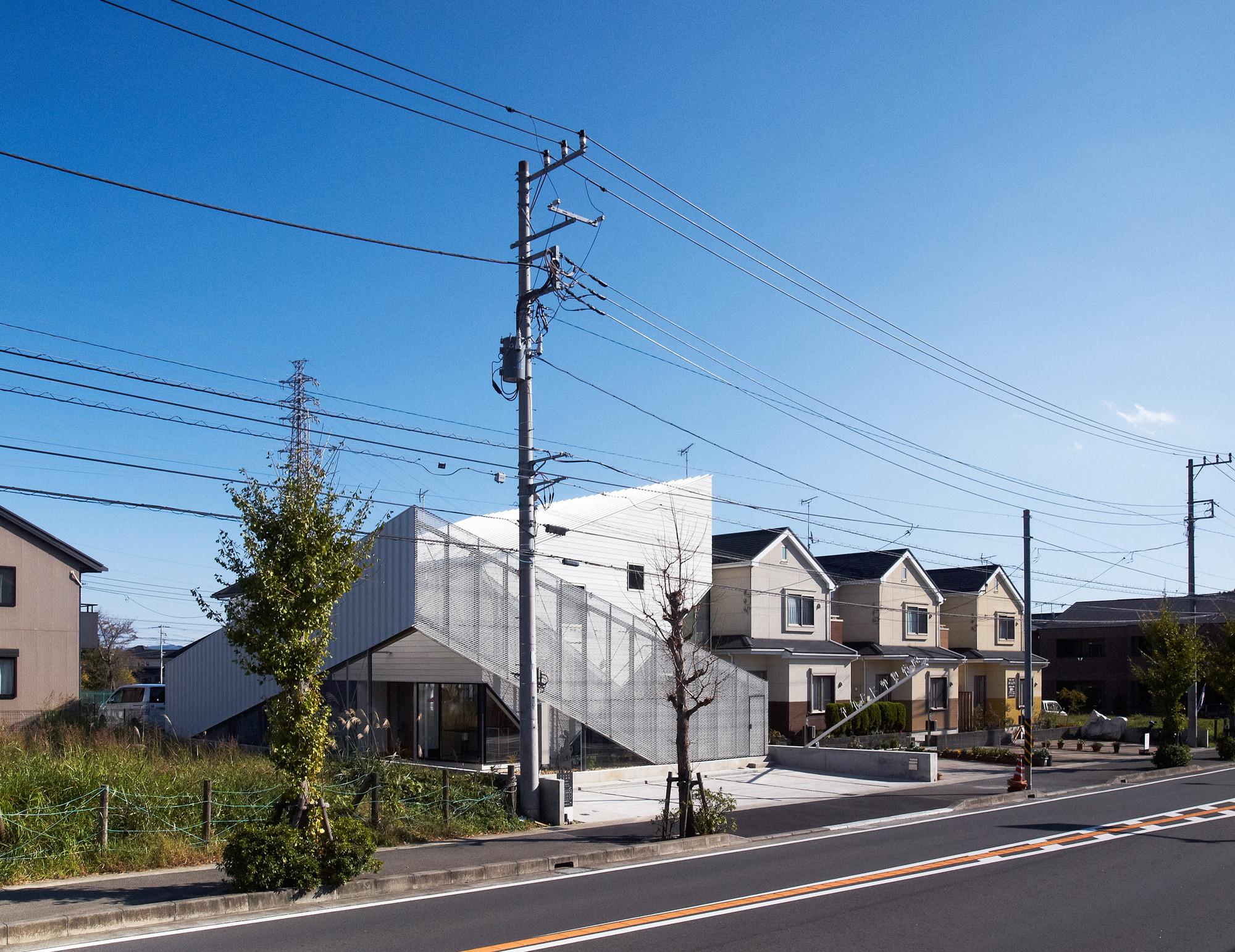 Veterinarian N House / Eureka + Atelier CHOCOLATE, © Ookura Hideki