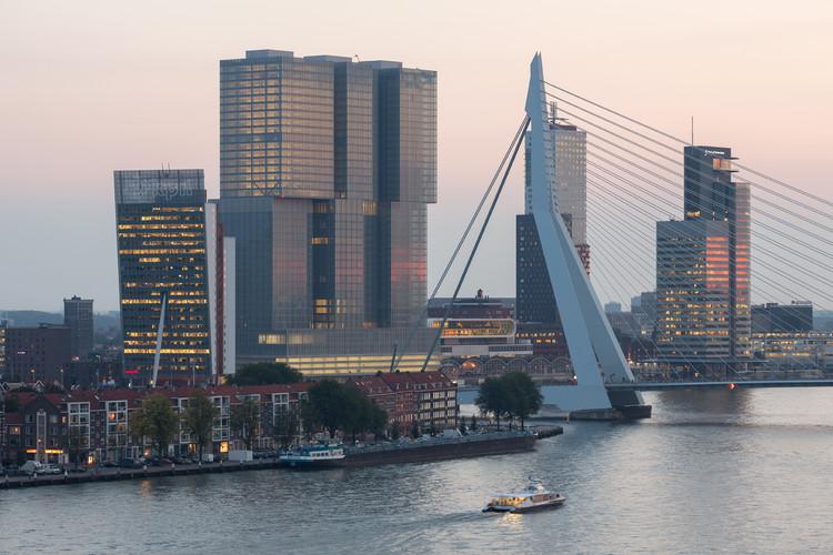 De Rotterdam Oma Archdaily