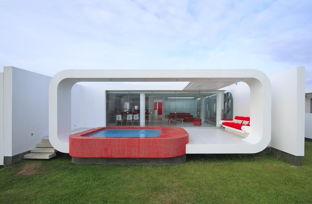 Casa en Palabritas / Metropolis
