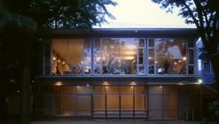 Hanegi Shrine Gathering Place / Ishda Architects + Openvision