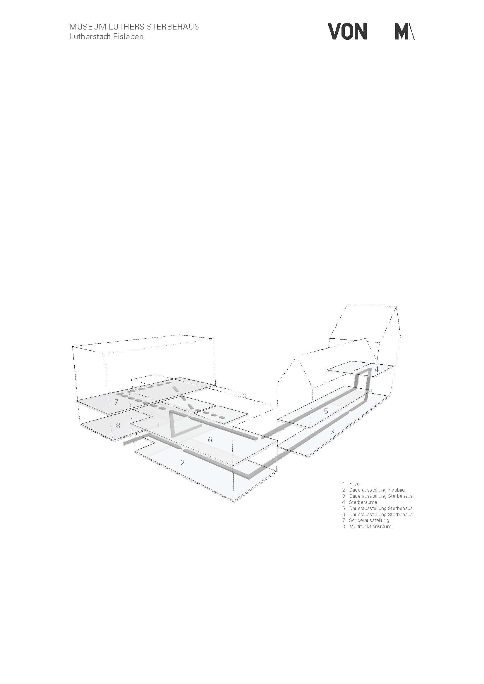 gallery of museum luthers sterbehaus von m 23. Black Bedroom Furniture Sets. Home Design Ideas