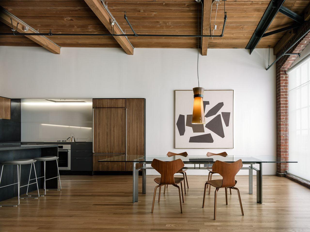 San francisco loft lineoffice architecture archdaily - Interior decorator san francisco ...