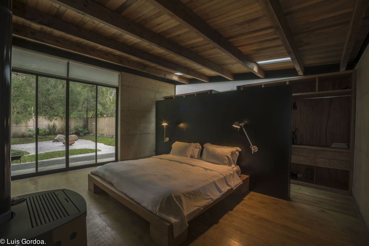 Gallery of casa del bosque taller a arquitectos 14 for E case del sater