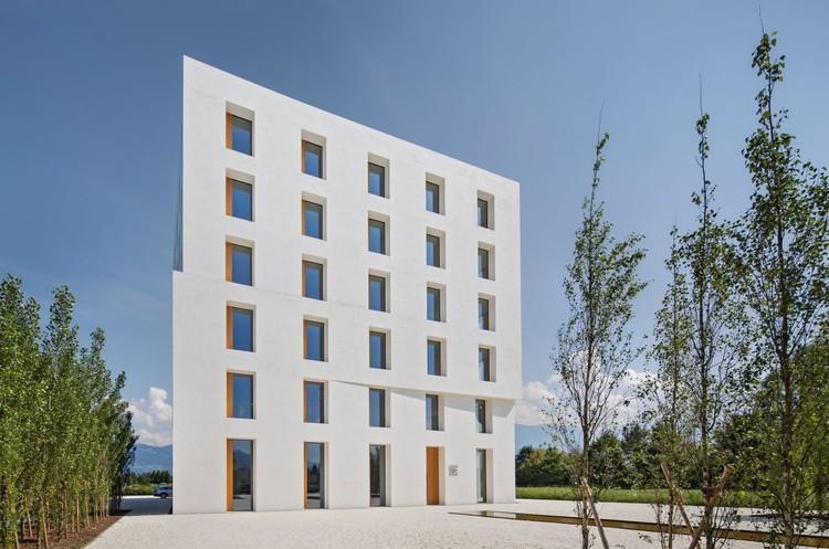 2226 / Baumschlager Eberle Architekten, © Eduard Hueber