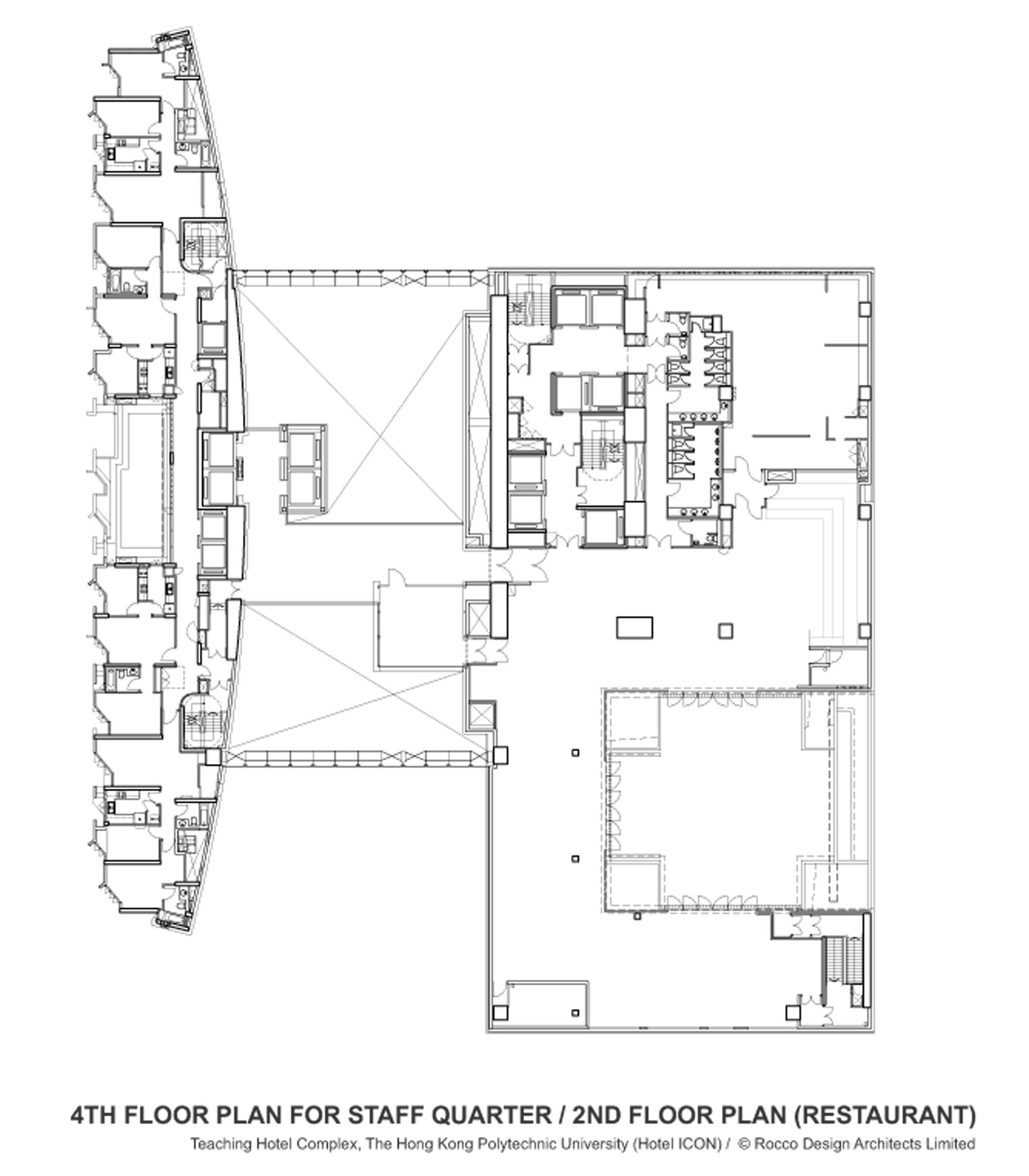 Gallery of Hotel ICON / Rocco Design