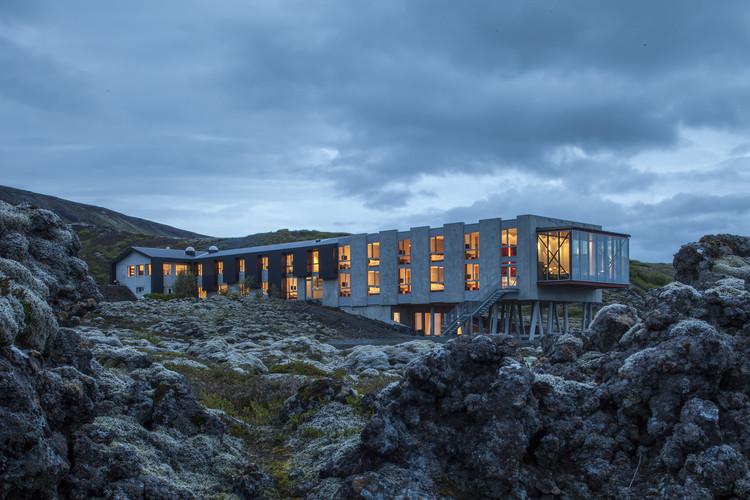Hotel Ion / Minarc, © Art Gray, Ragnar Th. Sigurdsson, Torfi Agnarrson, Kristbjorg Sigurjonsdottir