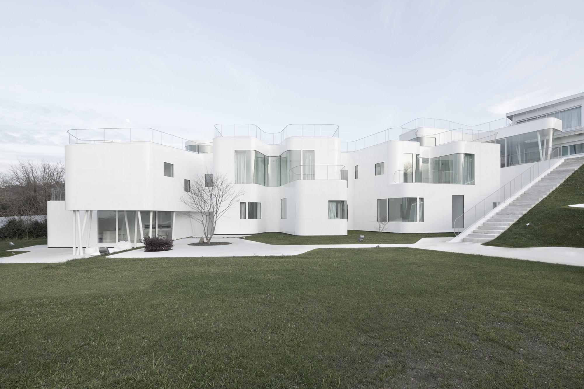 Casa V / Dosis, © Alberto Bandín