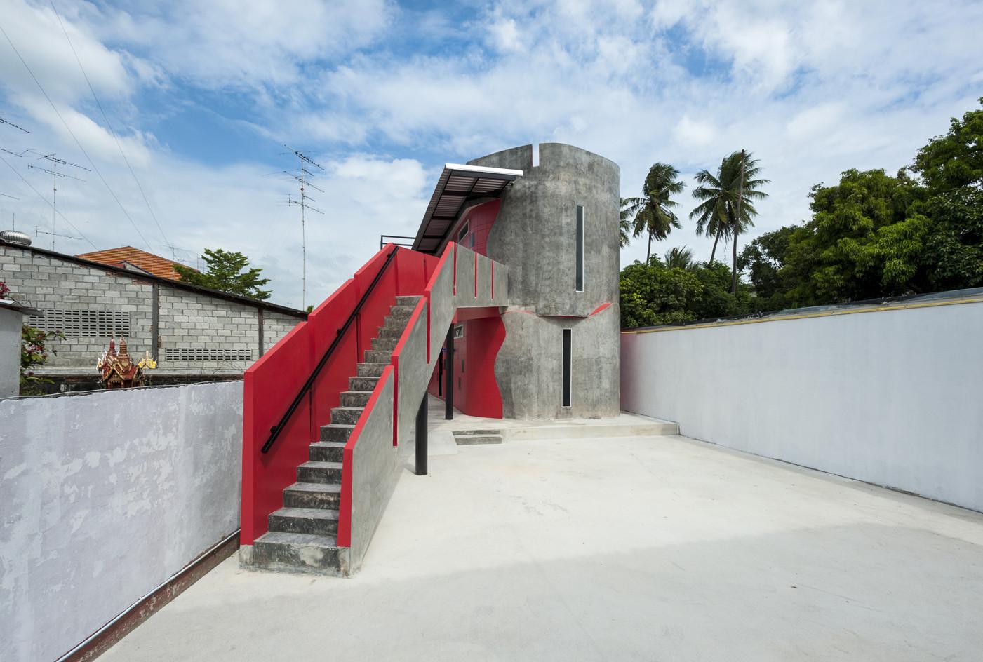 Prachasongkroa Kindergarden School / NPDA Studio, © Tanet Chantaket