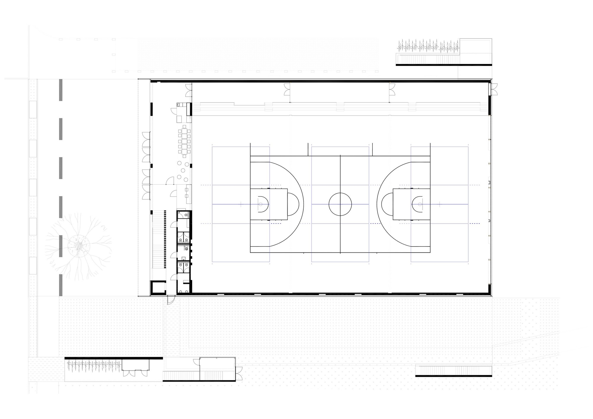 Gallery of Sports Hall St. Martin / Dietger Wissounig
