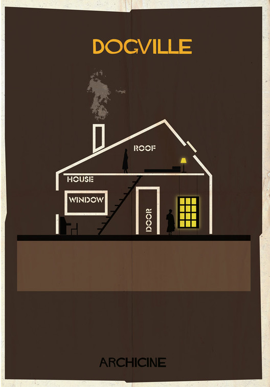 Dogville. Directed by Lars von Trier. Image Courtesy of Federico Babina