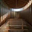 Saint Benedict Chapel. Image Courtesy of Felipe Camus