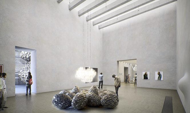 Gallery Of Kolkata Museum Of Modern Art Herzog De Meuron 5