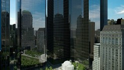Elevated Park Planned for World Trade Center