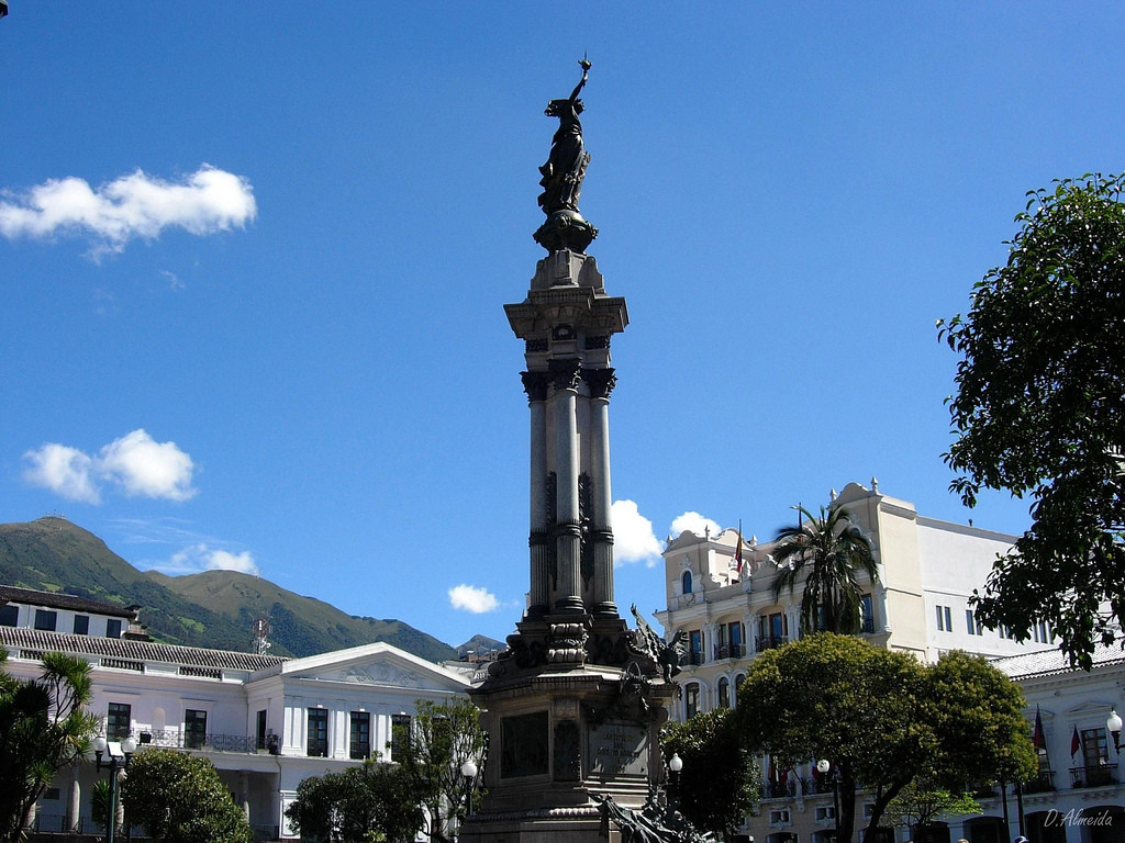 El legado de dos de los arquitectos más influyentes del Ecuador será llevado al Cine, © Vía Flickr, Usuario David Baggins
