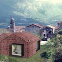 Diseño de Dekleva & Gregoric Architects para Paperhouses, House as a System. Imagen cortesía de Paperhouses