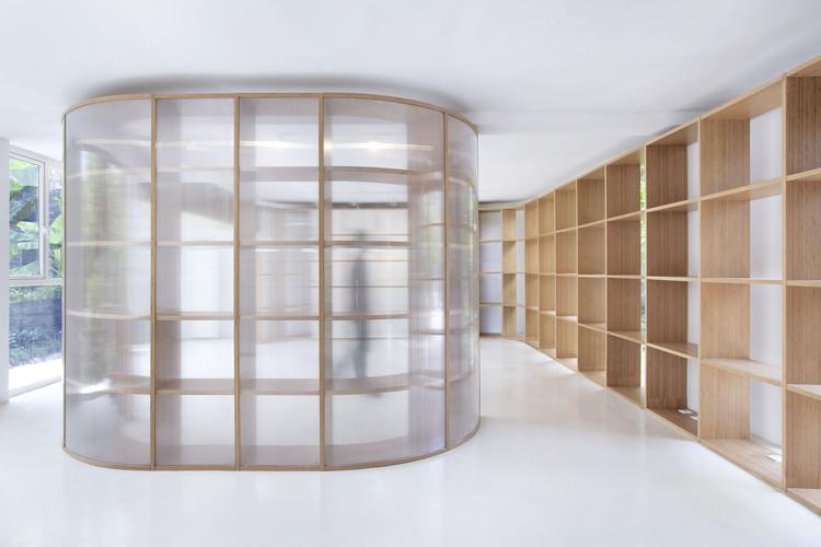 Renovación de Oficina en Hangzhou / Daipu Architects, © Xia zhi