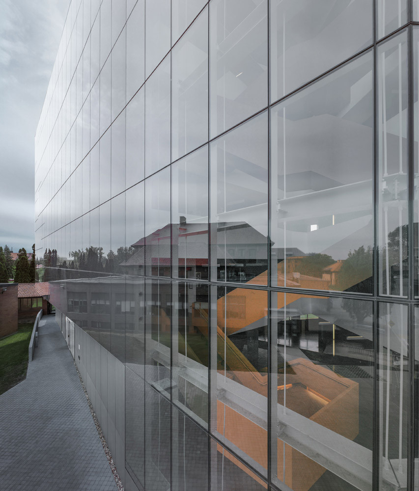 Gallery of anne marie edward science building at john for College john abbott piscine