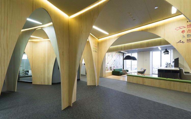 Google Madrid HQ / Jump Studios, © Daniel Malhão