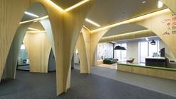 Google Madrid HQ / Jump Studios