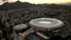 Estadio Jornalista Mário Filho – Maracanã / Fernandes Arquitetos Associados