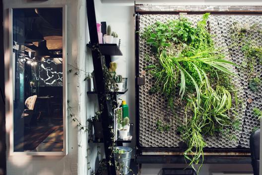Vertical Garden. Image © Per Lundström