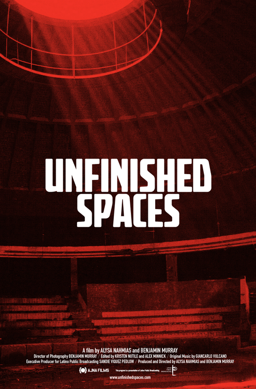Arquitectura en el Cine: Unfinished Spaces / CCAU