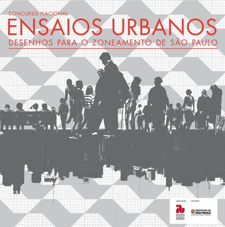 Concurso Nacional Ensaios Urbanos: Desenhos para o Zoneamento de São Paulo, Cortesia de X Bienal de Arquitetura de São Paulo