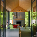 Nevis Pool and Garden Pavilion / Robert M. Gurney, FAIA Architect © Maxwell MacKenzie