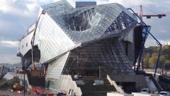 In Progress: Musée des Confluences / COOP HIMMELB(L)AU
