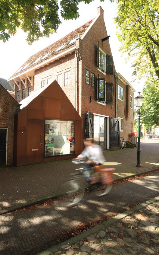 't Zand  / OOK Architecten, © Harro Rijneke